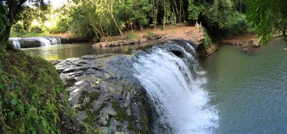 Primeira e segunda cascata